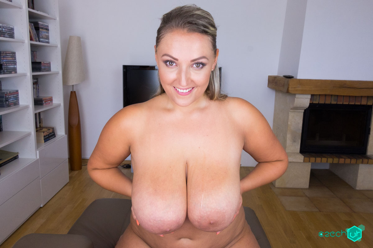 Afternoon with Huge Boobs