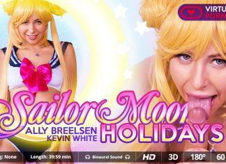 Sailor moon holidays