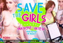 Save the girls