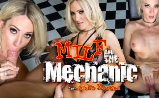 MILF and the Mechanic