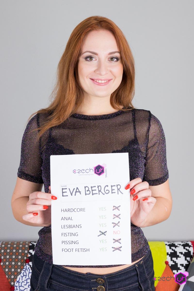 Eva in VR Casting