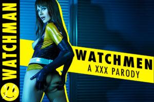 Watchmen XXX Parody
