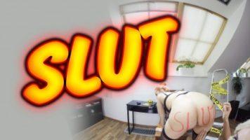 Slut starring Mandy Paradise and Victoria