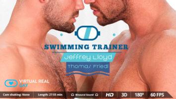 Swimming trainer