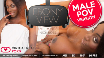 Ebony view (Male POV)