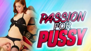Passion For Pussy Nathaly Cherie and Antonia Sainz