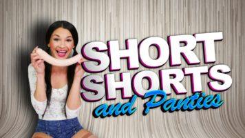 Short Shorts Slut Rosalina Rosa