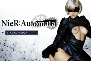 Nier: Automata a XXX Parody
