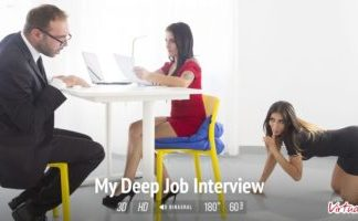 My Deep Job Interview