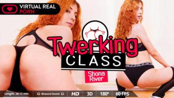 Twerking class