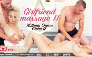Girlfriend massage II