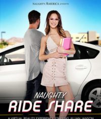 Jillian Janson In Naughty Ride Share