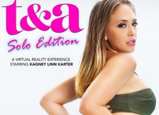 Kagney Linn Karter in T&A: Solo Edition