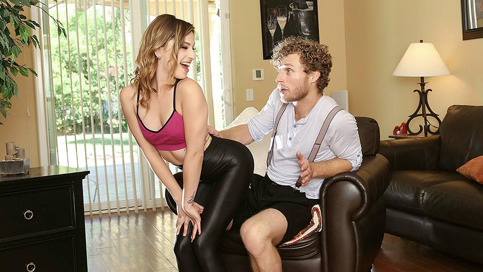 Kristen's Naughty Workout Treats