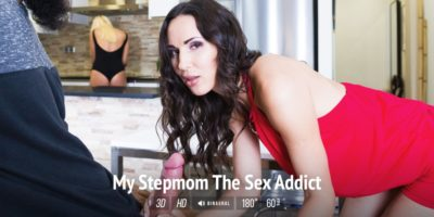 My Stepmom The Sex Addict