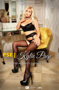 Kylie Page In PSE