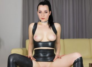Quinn in Latex