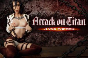 Attack On Titan A XXX Parody