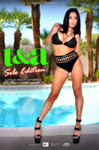 Audrey Bitoni in T&A - Solo Edition