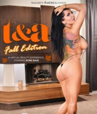 Romi Rain in T&A – Fall Edition