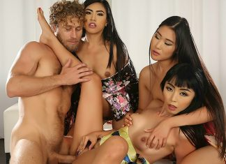A Bachelor Party Orgy To Remember
