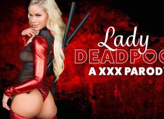 Lady Deadpool A XXX Parody