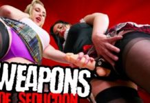 Weapons of Seduction with Alex Black and Jenny Simons