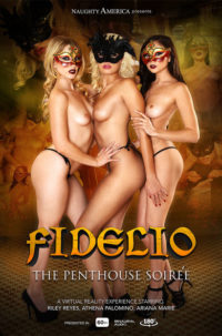 Ariana Marie , Athena Palomino , Riley Reyes in Fidelio