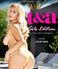 Kylie Page in T&A – Solo Edition
