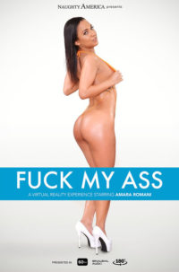 Amara Romani in Fuck My Ass
