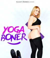 Hadley Viscara in Yoga Boner