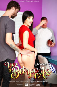 "Alana Cruise in ""You Bet Your Mom's Ass"""