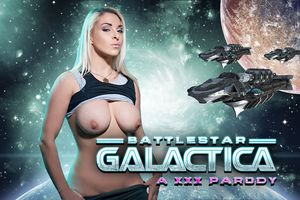 Battlestar Galactica A XXX Parody