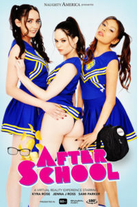 "Sami Parker, Kyra Rose, Jenna J Ross in ""After School"""