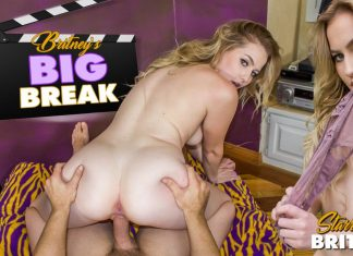 Britney's Big Break