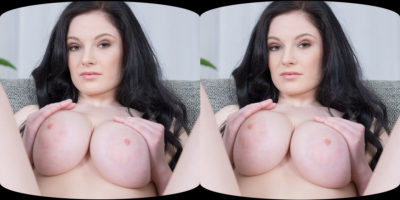 Busty Teen First Time in VR