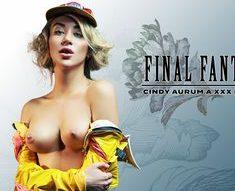 Final Fantasy Cindy Aurum A XXX Parody
