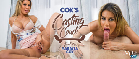 Cox's Casting Couch