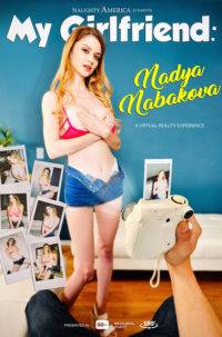 "Nadya Nabakova in ""My Girlfriend: Nadya Nabakova"""
