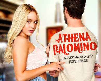 "Athena Palomino in ""My Girlfriend: Athena Palomino"""
