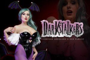 Darkstalkers: Morrigan Aensland A XXX Parody
