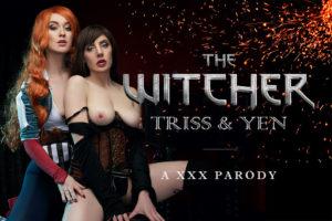 The Witcher: Yen & Triss A XXX Parody (Lesbian)