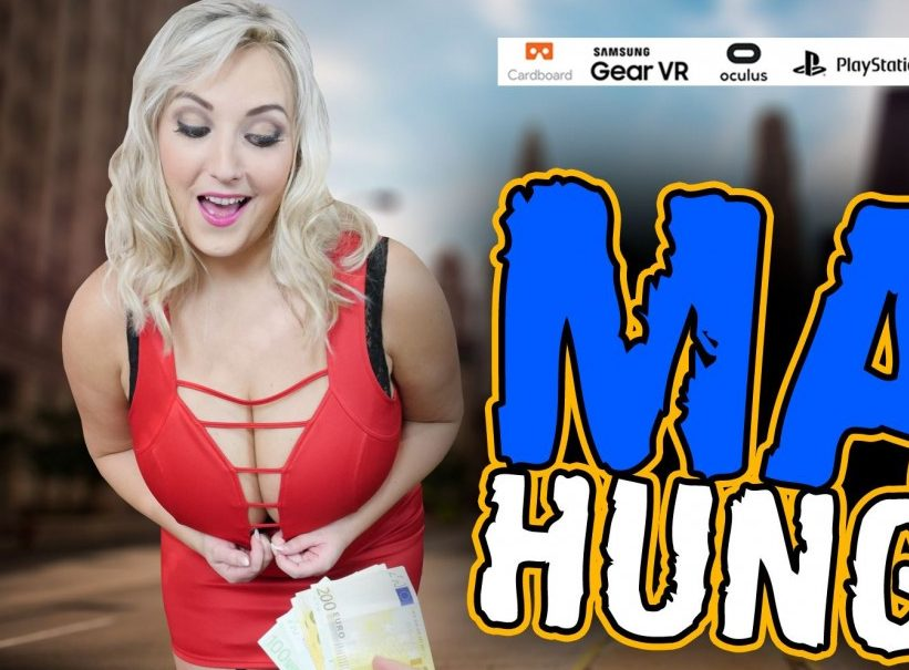 Man Hungry starring Krystal Swift