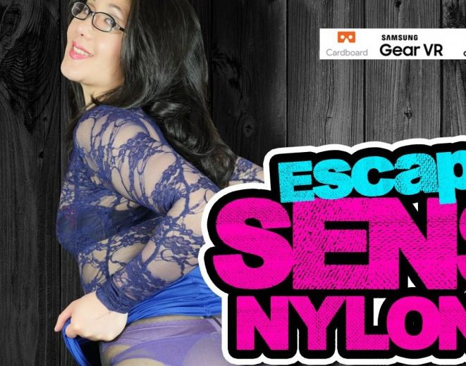 Escape To A Sensual Nylon World with Amy Jane, The Nylon Queen