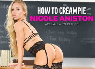 How to Creampie Nicole Ansiton