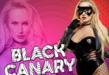 Black Canary A XXX Parody