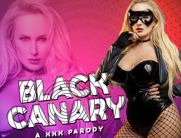 Black Canary A XXX Parody