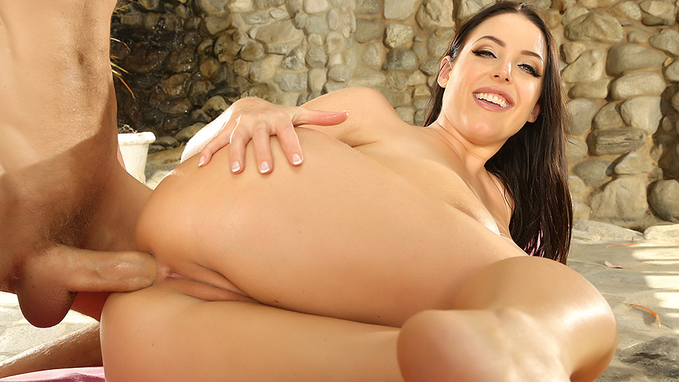 Angela White Knows How To Wash Your Car Right