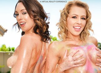 "Zoey Monroe, Jade Nile in ""After School"""