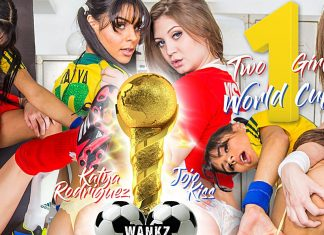 Two Girls, One World Cup